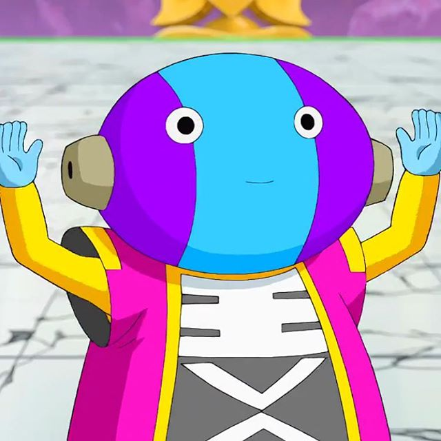 Dragon Ball Super Karakter : Foto dan Fakta Zeno Sama