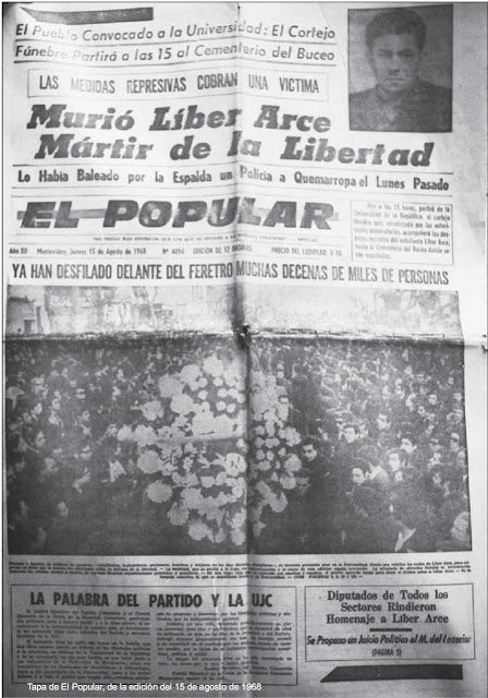 El Popular Líber Arce