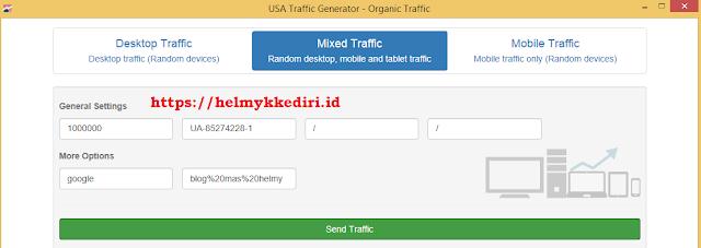 usa traffic generator gratis