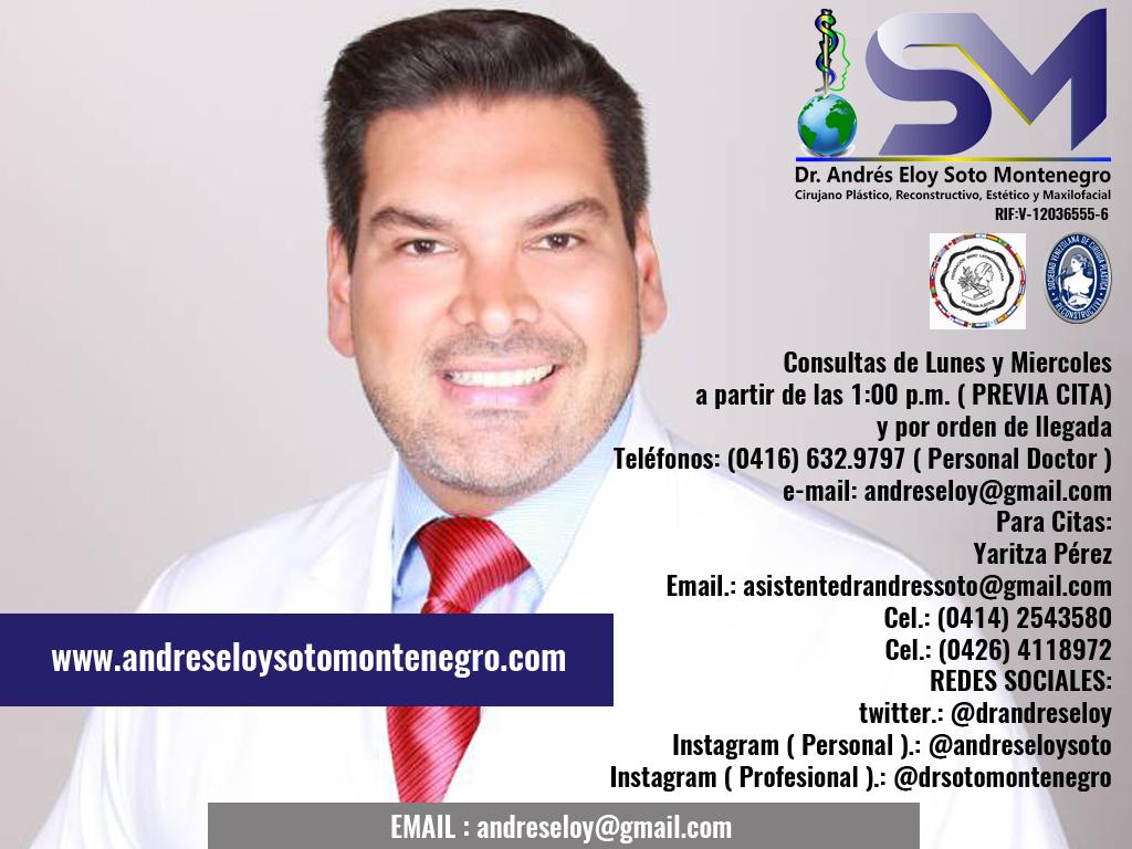 DR. ANDRES ELOY SOTO MONTENEGRO en Paginas Amarillas tu guia Comercial