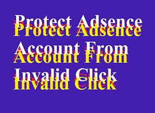 Protect adsence account form invalid click on blogger or wordpress in hindi step by step | delhi technical hindi blog !