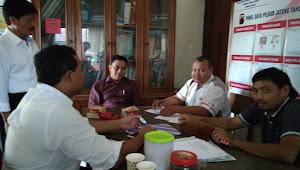 Koordinasi Pengajian Gus Muwafiq, Ansor Ngabul Mohon Ijin ke Kapolres Jepara