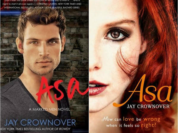 Novel Of The Week: Asa (Marked Men #6) by Jay Crownover