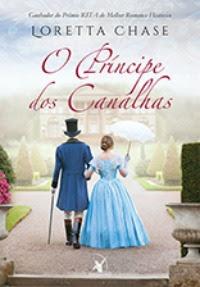 Príncipe dos Canalhas, Loretta Chase, Editora Arqueiro