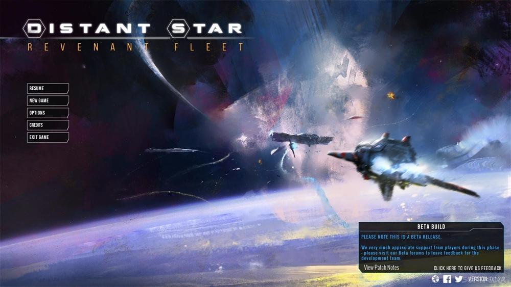 Distant Star Revenant Fleet Download Poster