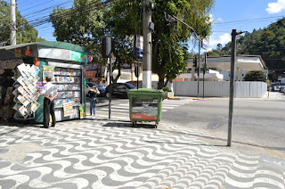 Prefeitura de Teresópolis instala lixeiras padronizadas no centro da cidade