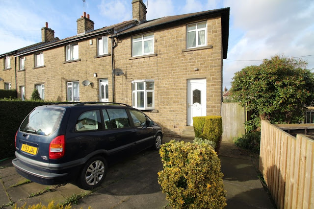 This Is Huddersfield Property - 3 bed terraced house for sale Hall Cross Grove, Lowerhouses, Huddersfield HD5