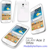Spesifikasi dan Harga Samsung Galaxy Ace 2 I8160 Terbaru