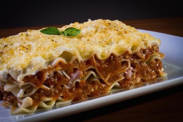 Lasagna, pasta, pasta al forno, Puglia