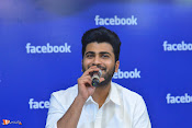 Sharwanand at FB Office-thumbnail-8