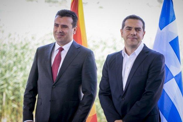 Ζάεφ: Κερδίσαμε μακεδονική γλώσσα, ταυτότητα, υπηκοότητα και όχι μόνο