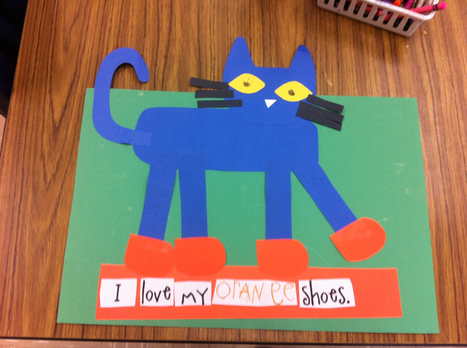 Welcome To Room 36 Pete The Cat