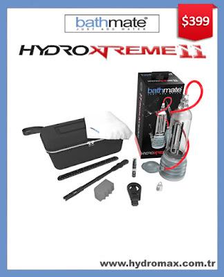 Bathmate Hydroxtreme 1 - big size hydro penis pump