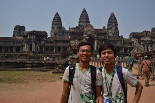 YSEALI Environmental workshop in Siem Reap Cambodia