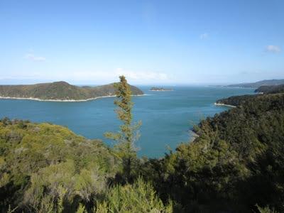 Parque Nacional Abel Tasman. Nueva Zelanda