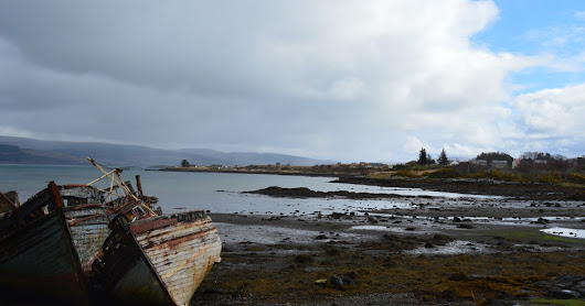 Holiday On The Isle Of Mull, Scotland