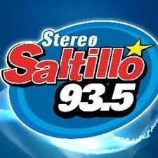 Stereo Saltillo 93.5 FM en Vivo