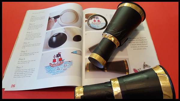 First Mate's Telescope Craft