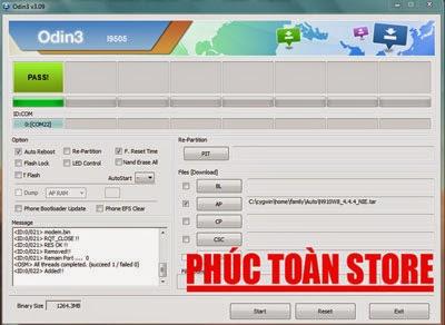 Tiếng Việt Note 4 N910W8 4.4.4 alt