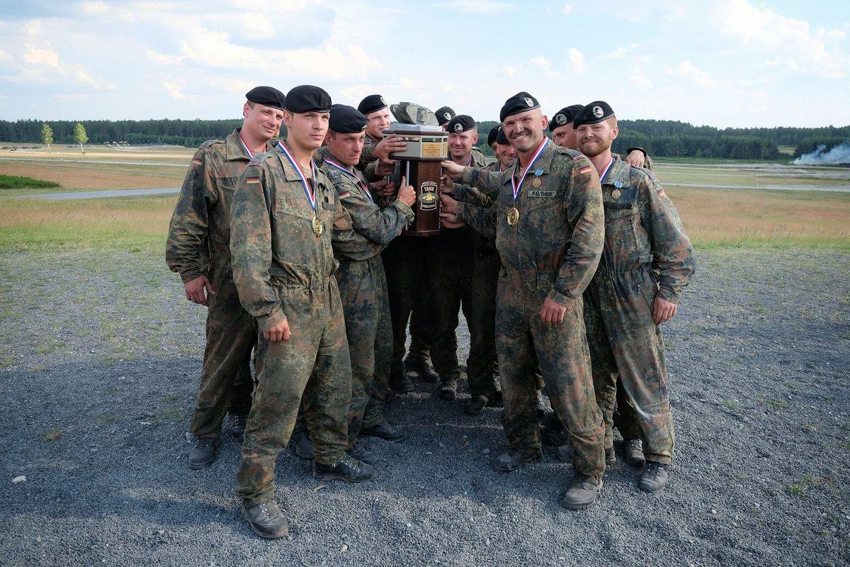 Результаты НАТОвского танкового