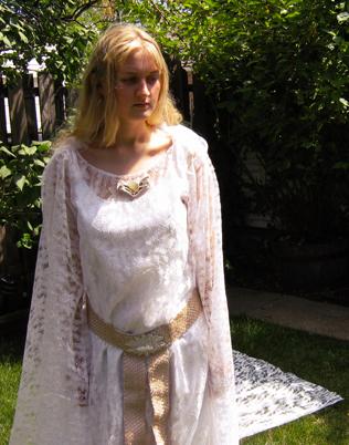 Galadriel's Mirror Dress by Maggie