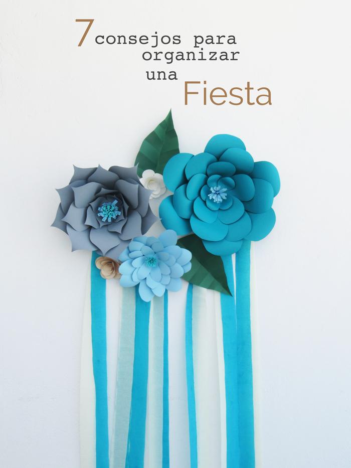 Valentina Vaguada: fiesta, eventos, decoración, ideas, consejos, flores de papel, cumpleaños