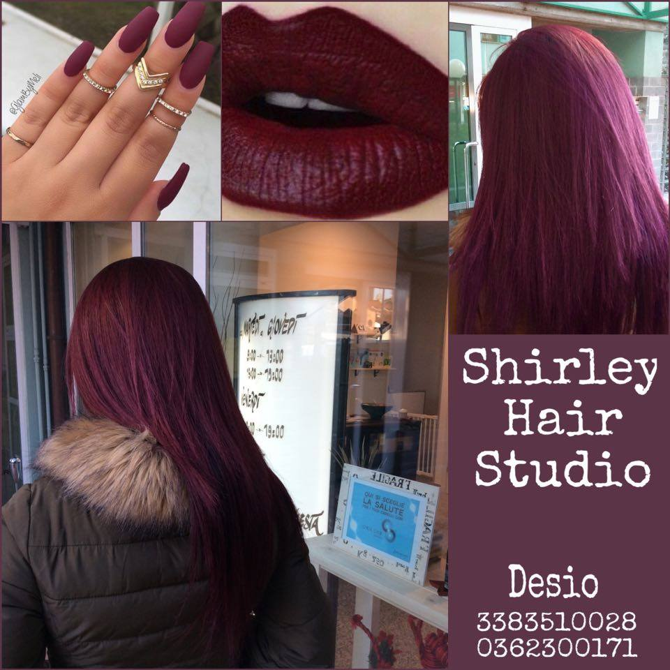 Favoloso Shirley Hair Studio: #3 tendenza colore TB41