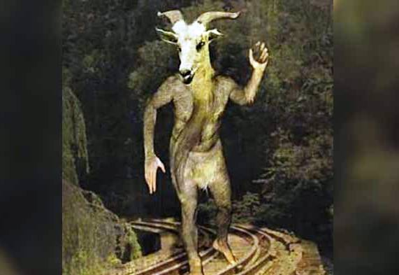 The human-goat mystery