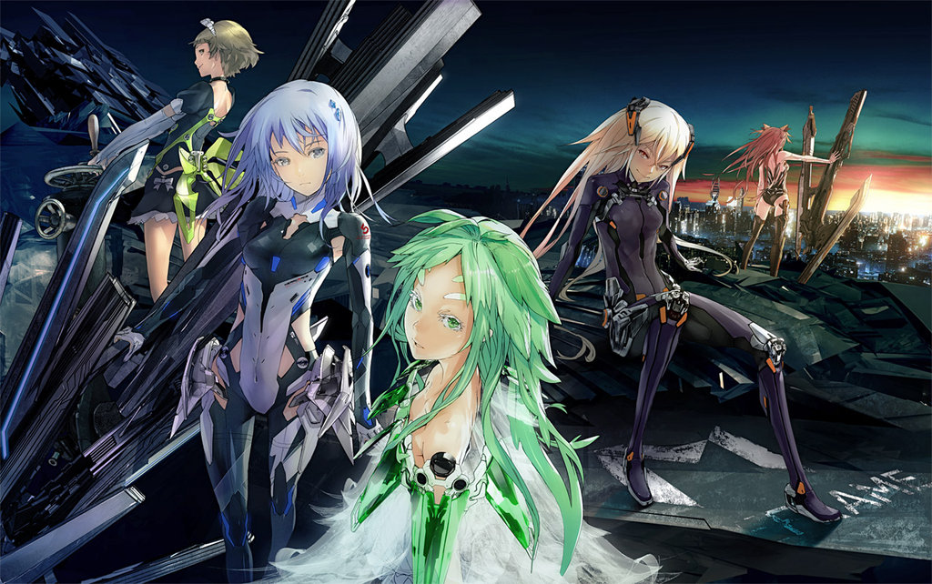 Beatless Anime Reveals OP And ED Theme Song Artists.