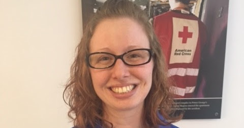 My Red Cross Volunteer Story: Stefanie Kline