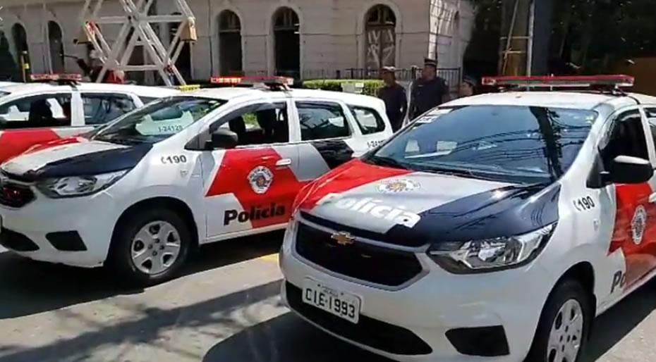 Polícia Militar de Espírito Santo do Pinhal recebe nova viatura zero km