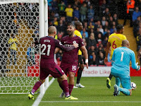 Aguero Hat-Trick, City Shaving Watford 6-0