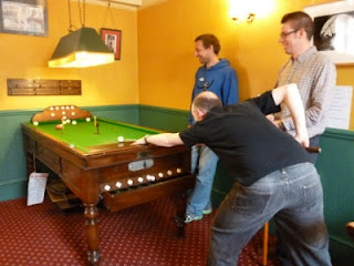 Bar Billiards in London