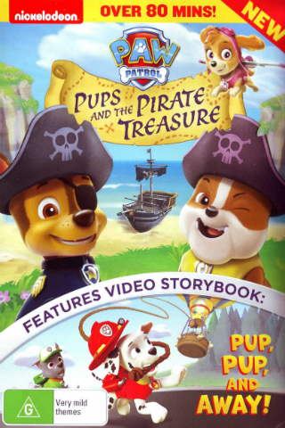 Paw Patrol: Pups And The Pirate Treasure [2016]
