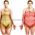 """Segundo pesquisa, quem possui o corpo em """"forma de maçã"""" tem mais risco de doenças"""