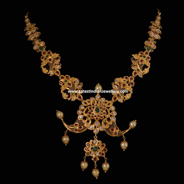 Puligoru Design Antique Necklace