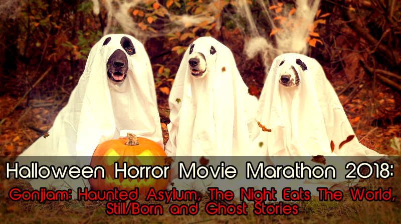 Chrichton's World: Halloween Horror Movie Marathon 2018
