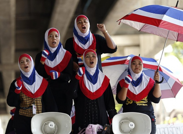 muslims in thailand