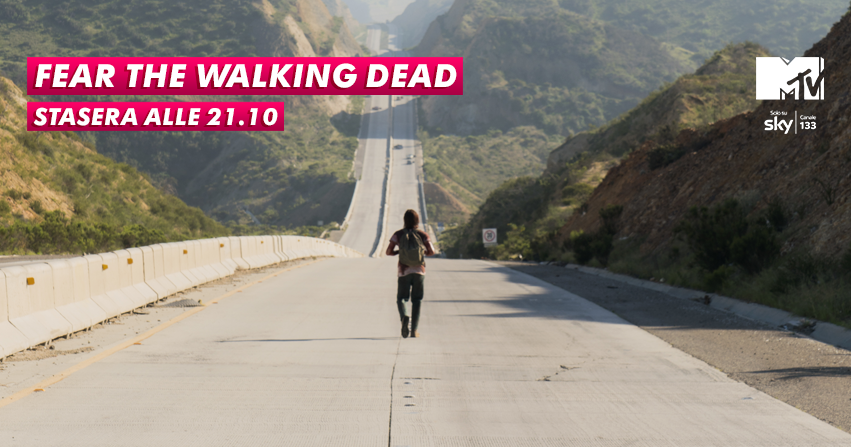 Fear The Walking Dead, stasera i nuovi episodi in italiano