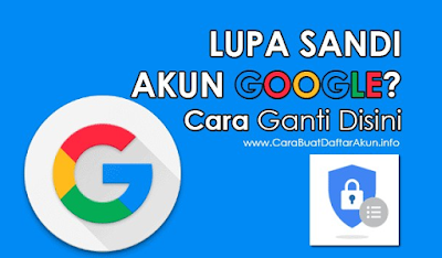 Cara Ganti Sandi (Password) Akun Google Gmail