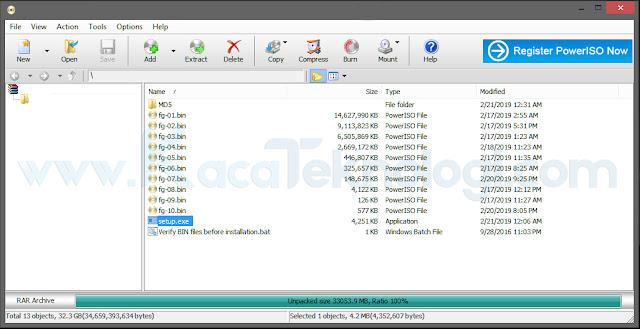 Bagaimana cara cepat membuka dan menjalankan file rar / zip tanpa harus ekstrak dan menunggu lama ? Jika anda pernah menggunakan Winrar pasti anda pernah merasakan kesal karena ketika anda melakukan ekstrak file biasanya hal ini akan memakan waktu yang cukup lama terlebih lagi jika ukuran file rar / zip memiliki ukuran yang besar. Lalu bagaimana cara membuka atau menjalankan file rar / zip dengan cepat dan tidak memakan waktu yang lama ? Sebenarnya caranya sangatlah mudah dan sama saja, anda hanya perlu sebuah aplikasi pembuka ISO dan anda bisa buka file rar / zip dengan aplikasi pembuka ISO tersebut.