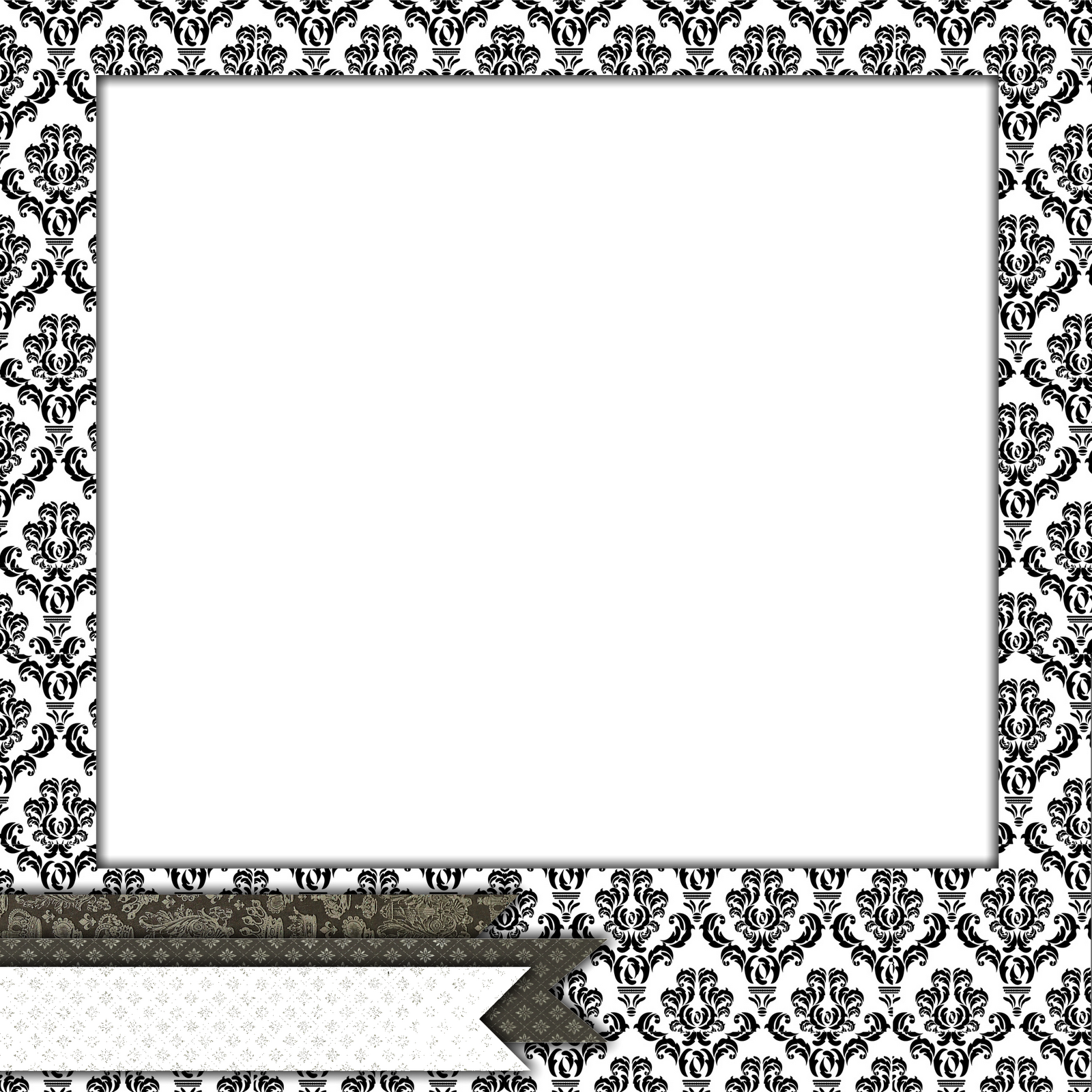 Black And White Damasks Free Printable Toppers Labels Oh My Origamidragondiagram021png 512x512 Best Origami Pinterest Publicado