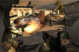 Download Game modern combat 5 blackout apk + data