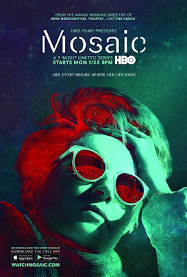 MOSAIC, la serie - poster