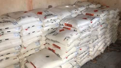 Polícia Civil apreende 5 toneladas de explosivos no Jangurussu