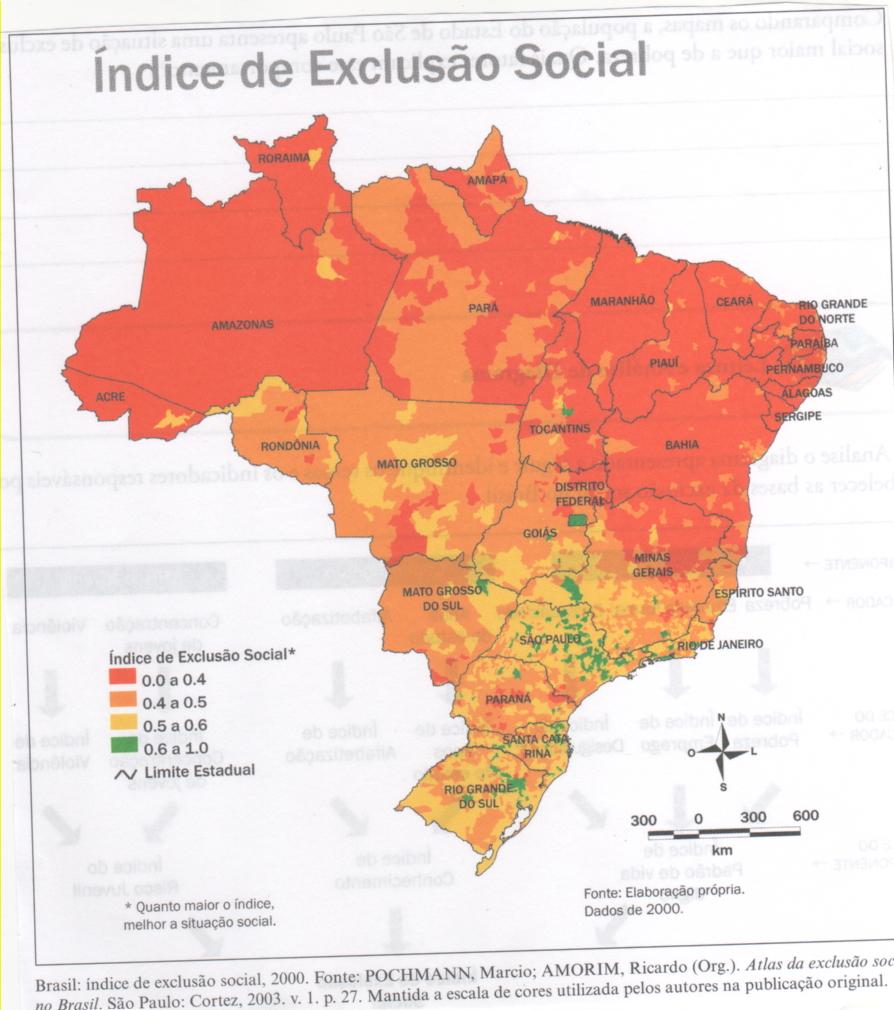 professor wladimir geografia mapas brasil pobreza e exclus o social. Black Bedroom Furniture Sets. Home Design Ideas