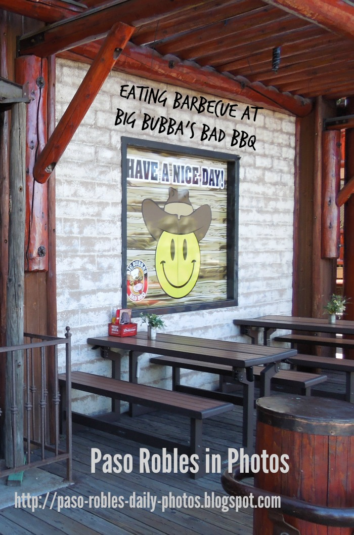 Eating Barbecue at Big Bubba's Bad BBQ: A Review