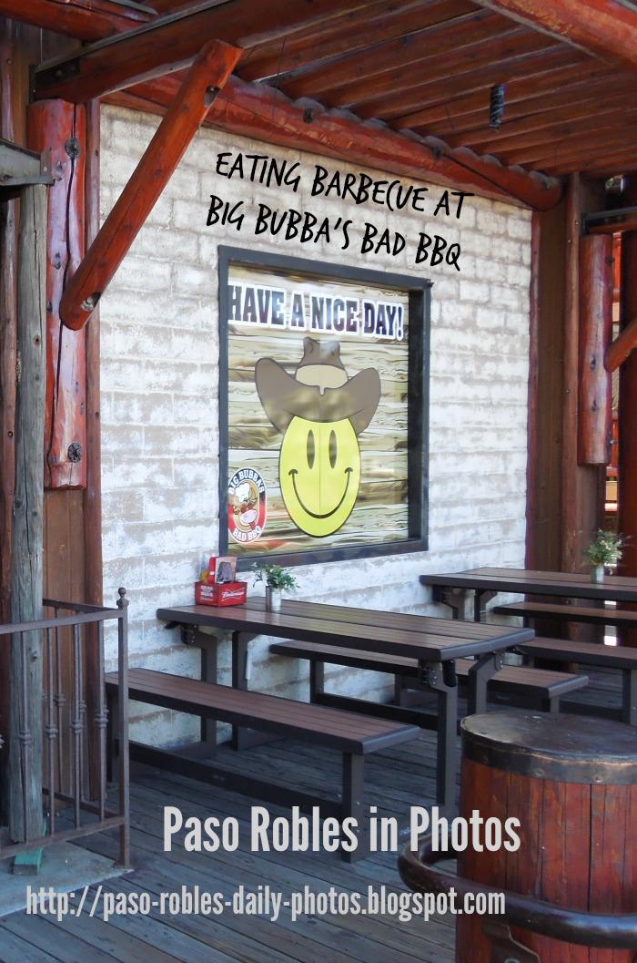 Eating Barbecue at Big Bubba's Bad BBQ: A Review