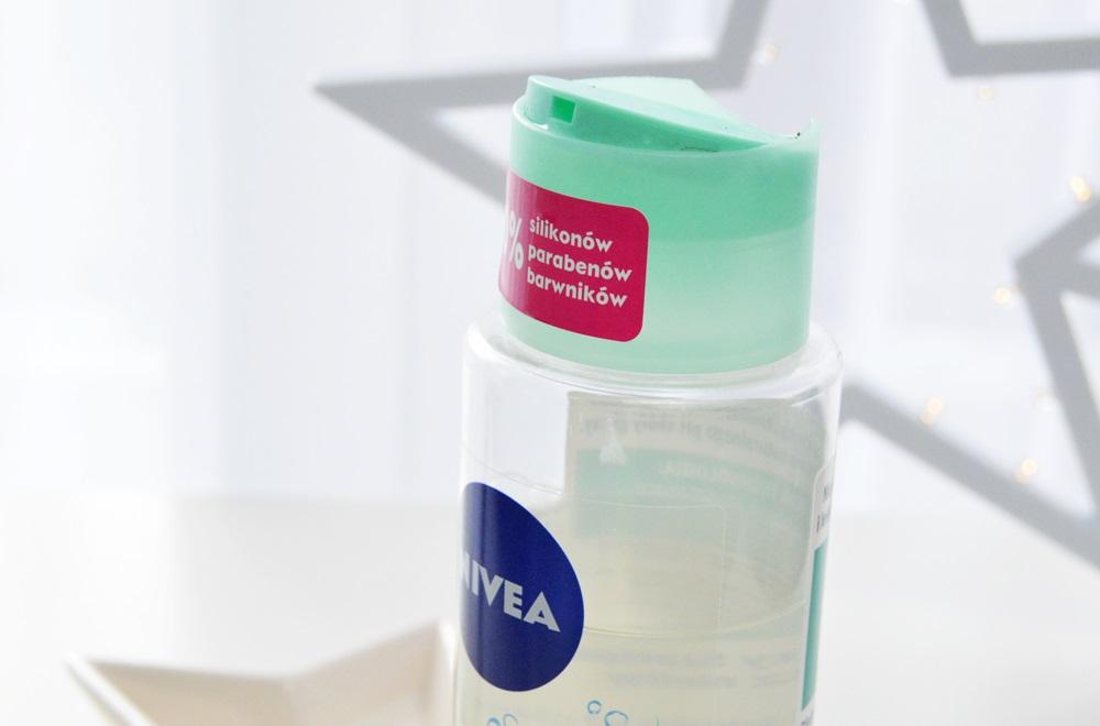 Micelarny szampon Nivea głęboko oczyszczający {Włosy przetłuszczające się}