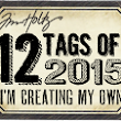 Tim Holtz 12 Tags of 2015-November